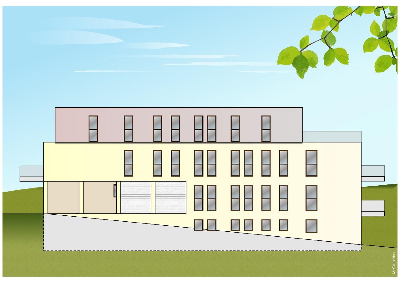 Familienfreundliches Penthouse mit 2 Dachterrassen und spektakulärem Blick