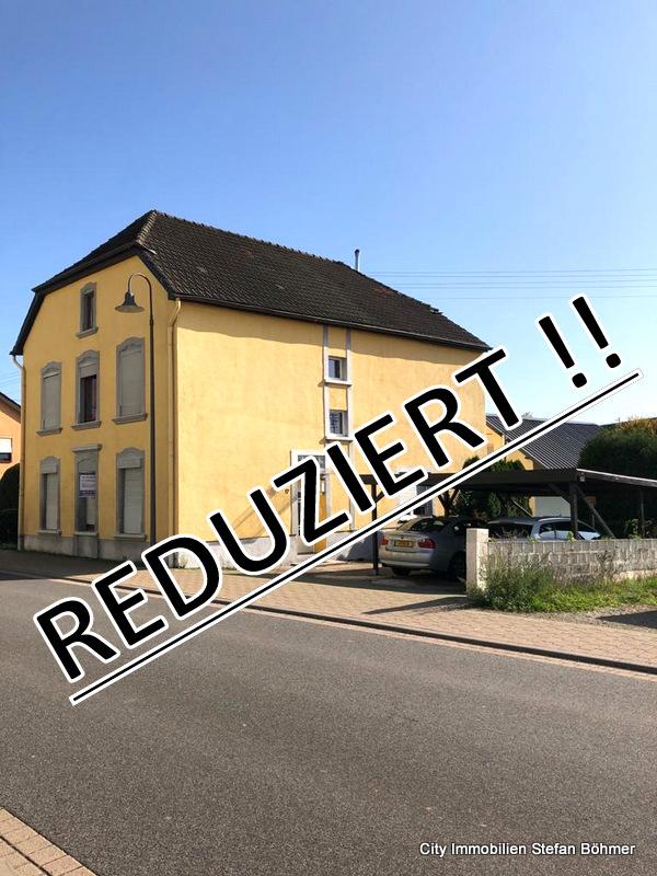 Vielfältig nutzbares Einfamilienhaus in Echternacherbrück – ideale Gelegenheit !!